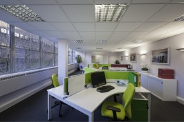 Flexi Office space available in 1 Old Hall Street